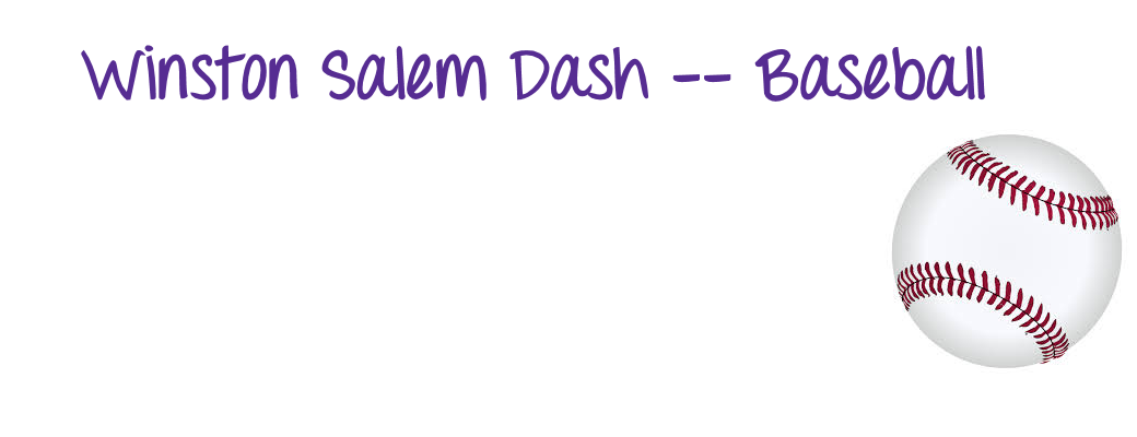 Winston-Salem Dash Baseball